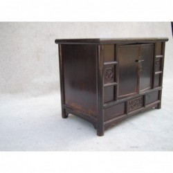 Antique Chinese low cabinet...