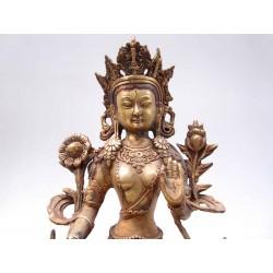 Guan Yin in Varada Mudra
