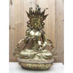 Bodhisattva with dorje