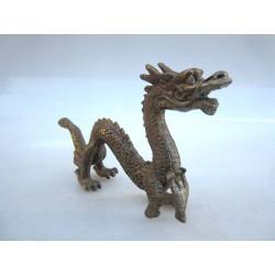 Chinese bronze. Dragon