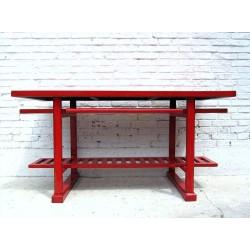 Chinesischer Computertisch mit Tablet 150 cm