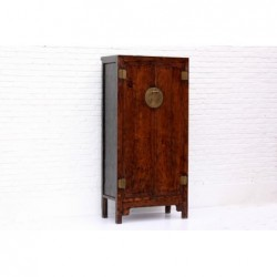 Antique Chinese wardrobe 90 cm
