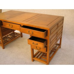 Double side Chinese desk