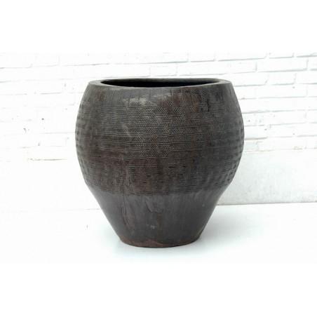 Large chinese garden pot