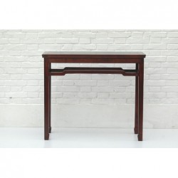 Ming style chinese console...