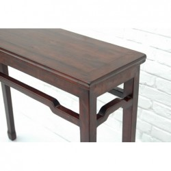 Narrow chinese console table 100cm