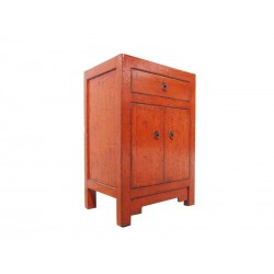 Small chinese cabinet green...