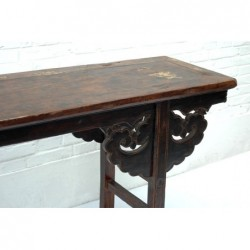 Antique chinese console table 164cm