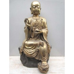 Bouddha en position de...