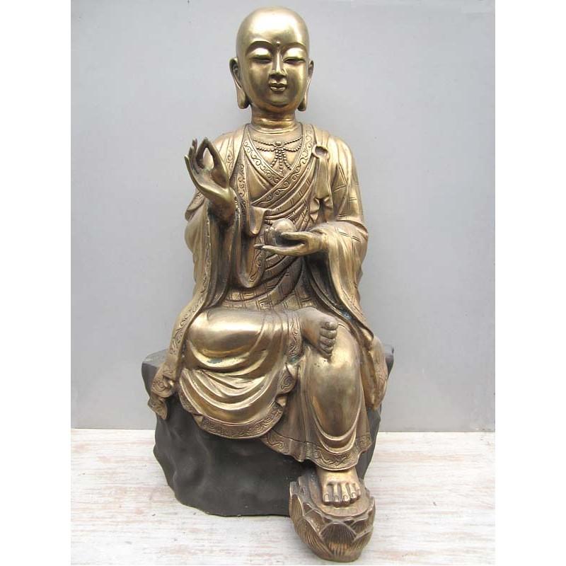 Bouddha en position de Vitarka Mudra