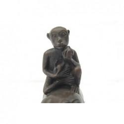 Cheval chinois en bronze