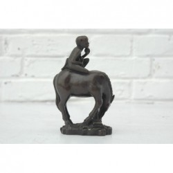 Cheval chinois en bronze