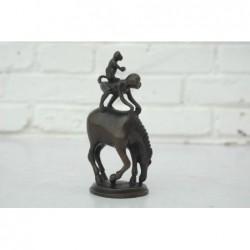 Bronze Ma Shang Feng Hou