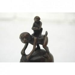 Ma Shang Feng Hou aus bronze