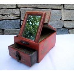 Vintage Schmuckschatulle
