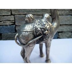 Chameau mongol de Bactriane