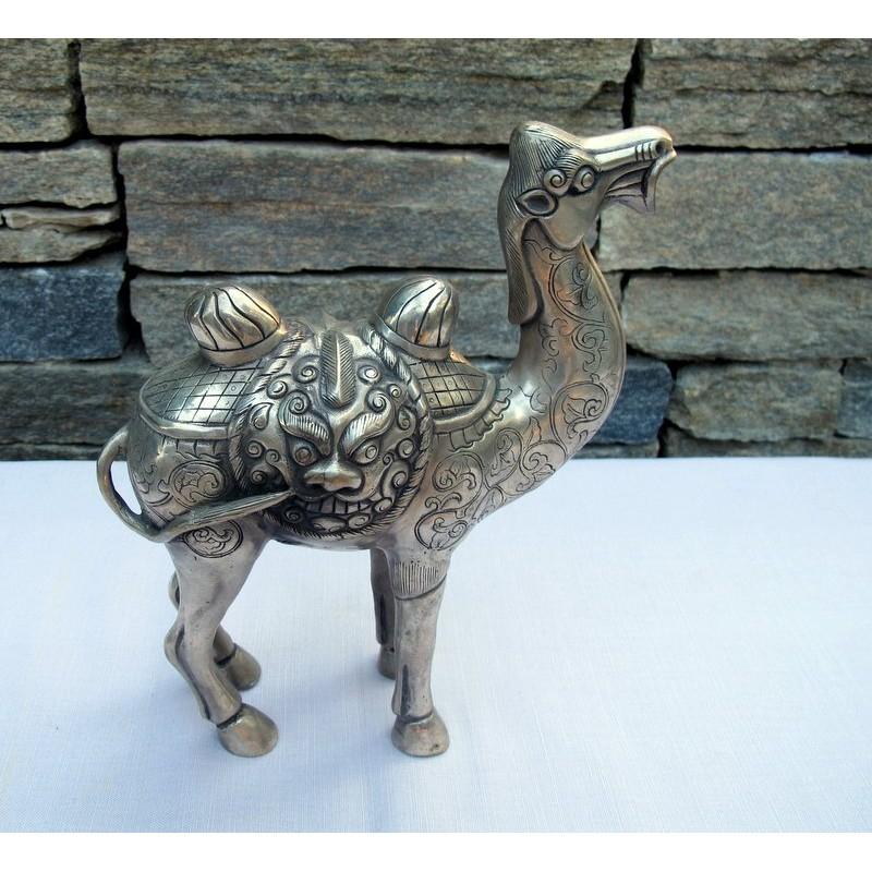 Mongolisches Baktirisches Kamel