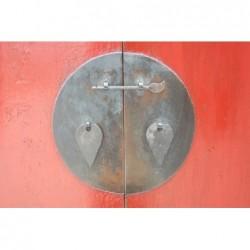 Armoire chinoise à linge 110cm