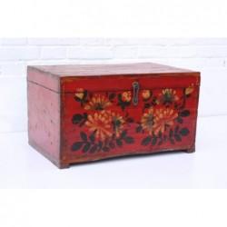 Mongolian trunk. Original...