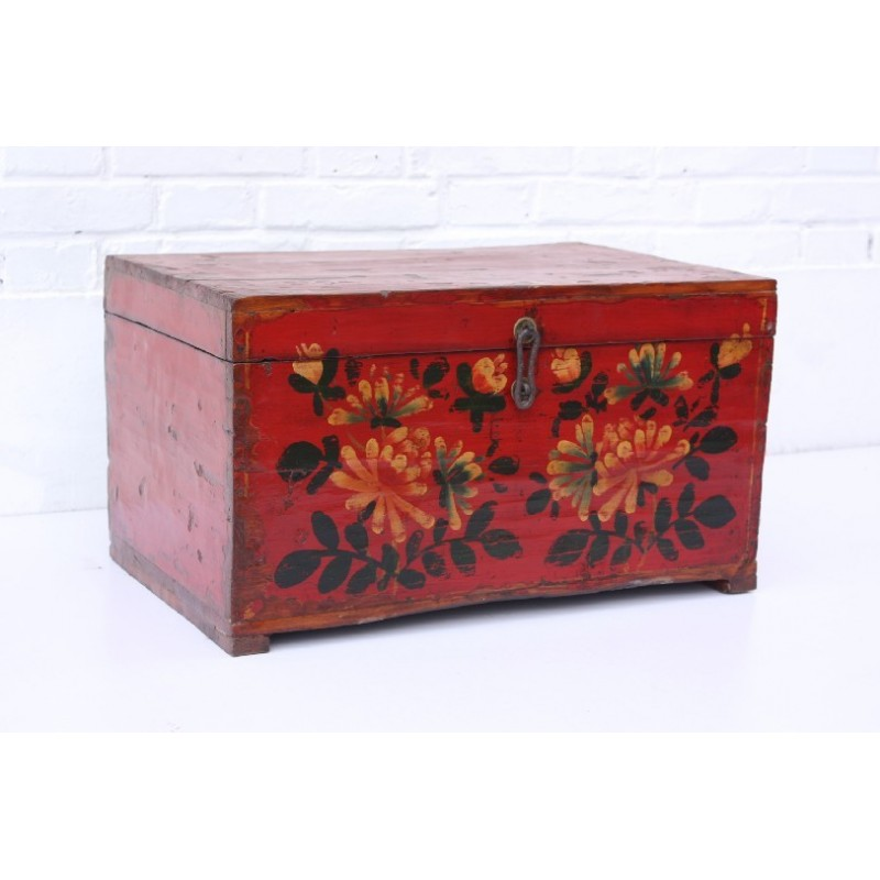 Mongolian trunk. Original painting  84cm