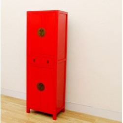 Chinese-red cabinet 58 cm