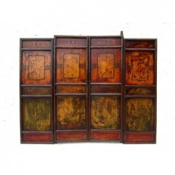 Tibetan screen, buddhist...