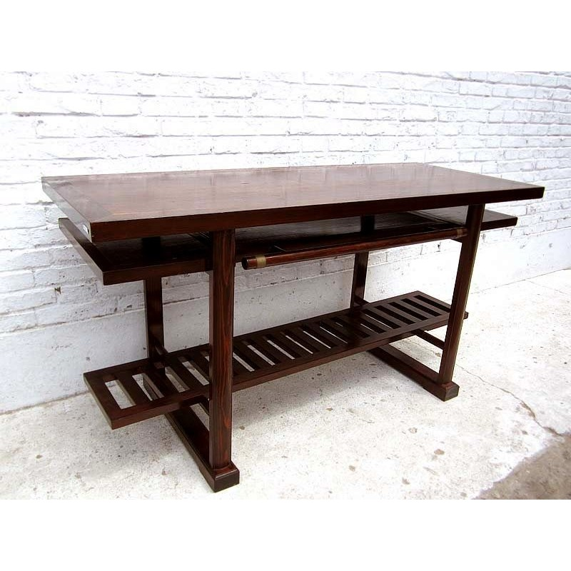 Chinese computer-desk 150cm