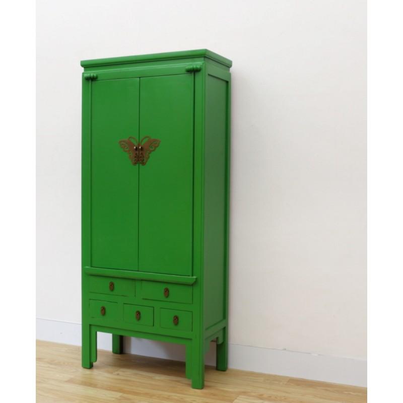 chinesischer gr ner schrank 80 cm china collection. Black Bedroom Furniture Sets. Home Design Ideas