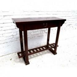 Console-desk 90 cm