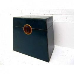 Blau chinesische Kiste 39 cm
