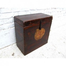 Chinese book trunk 45 cm
