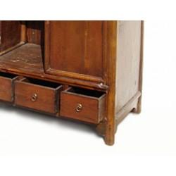 Armoire ancienne de style Ming 98 cm