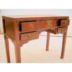 Antique Chinese desk in...