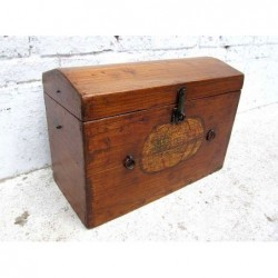 Chinese book trunk 49cm
