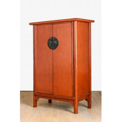 Antique Chinese cabinet 109 cm