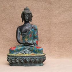 Bronze of Patra Mudra Buddha
