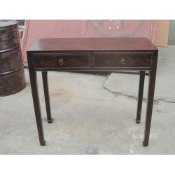 Shallow Chinese desk