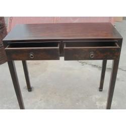 Shallow console-desk 96 cm