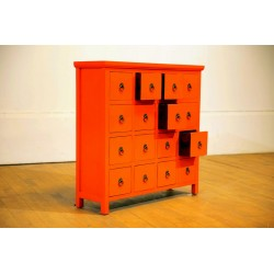 Chinese chest (90 cm)available in 4 colors