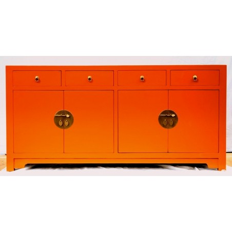 Lacquered sideboard (170 cm) available in 5 colors