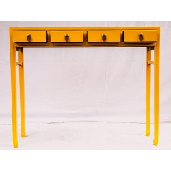 Console table available in 9 colors 100 cm