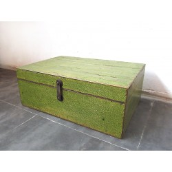 Old Chinese book trunk 70 cm