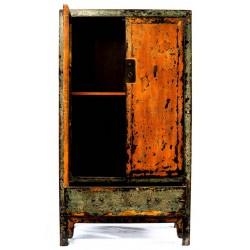 Paire d'armoires anciennes 100 cm (vendues à l'unité)