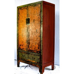 Pair of antique cabinets...