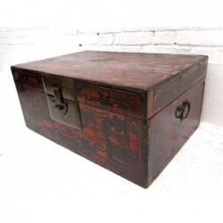 Mongolian trunk with...