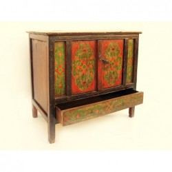 Tibetan hand painted furniture 90cm