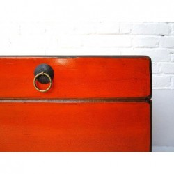 Orange colour chinese trunk...