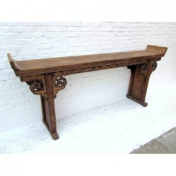 Old Chinese console table...