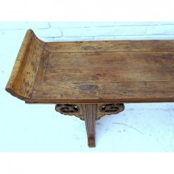Old Chinese console table 220 cm