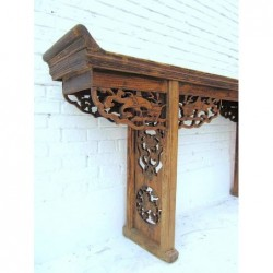 Chinese altar table with carving 200cm